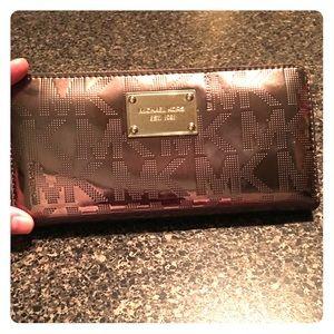 MK large wallet!